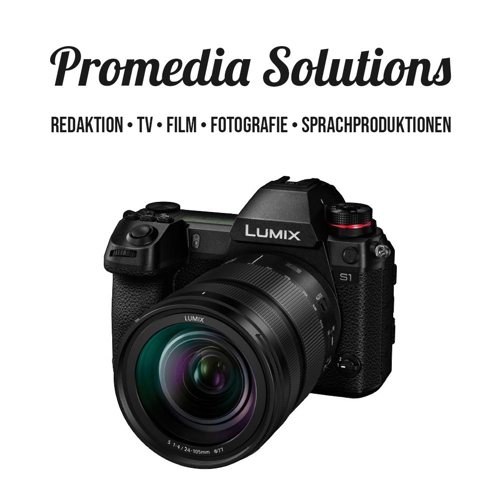 Promedia Solutions Logo